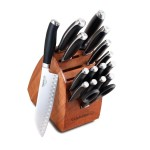 Calphalon-best-set-of-knives-with-block